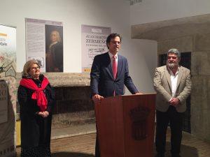 Carmen Fusté, David Santos y Juan Tomás Muñoz