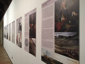 """Exposición """"Juan Martín Zermeño, Ingeniero del Rey"""""""