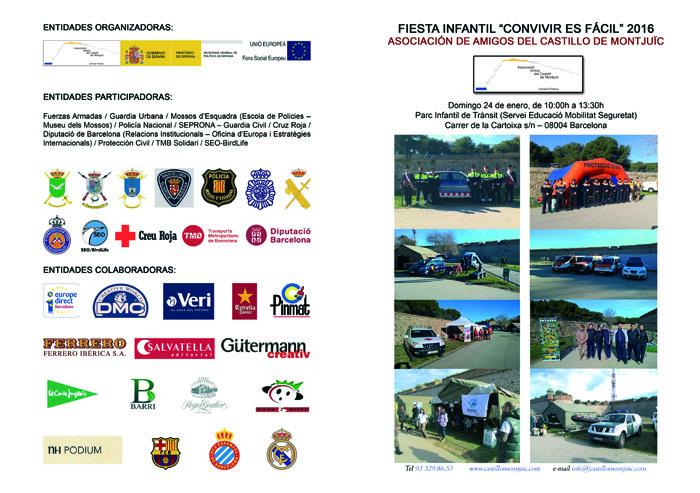 Portada Fiesta Infantil 2016