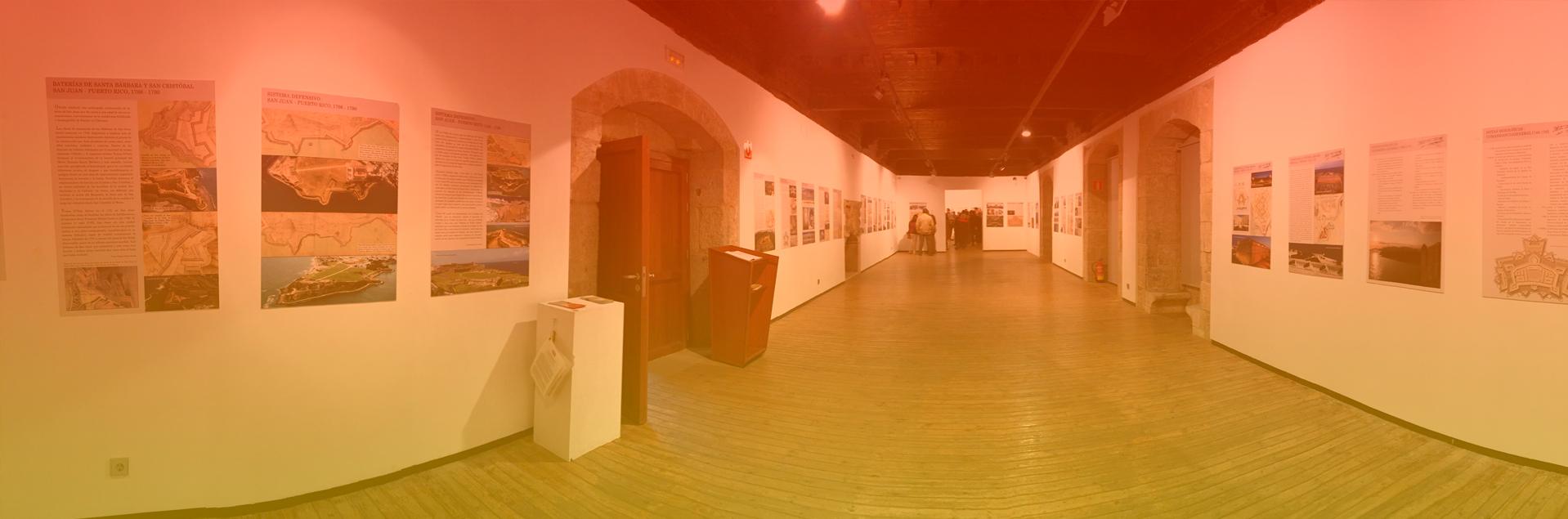 Exposiciones Asociación de Amigos del Castillo de Montjuic